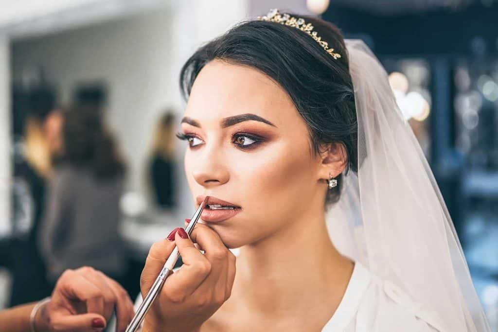 Maquillaje de novia para bodas